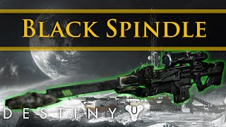 Destiny - How to get Black Spindle! Secret exotic weapon mission!