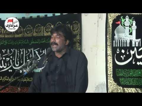 Zakir Saif Ali Khokher | Majlis 8 Rabi Awal 2017 | Qasiday And Yadgar Masiab |