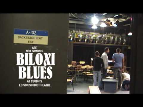 The CSUDH Stage Door Players Perform Biloxi Blues
