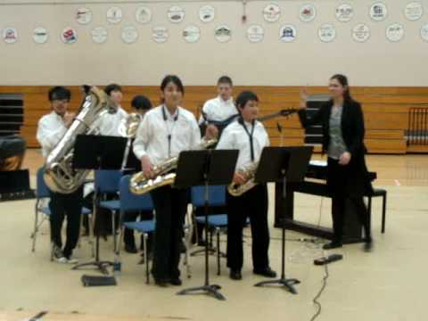 south habersham middle school jazz band