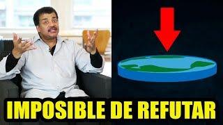 Astrofísicos NO PUEDEN refutar la Tierra Plana