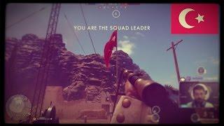 TOPYEKÜN TÜRK KUVVETLERİ | Battlefield 1