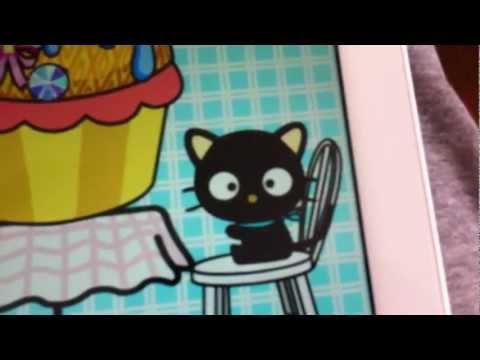 App Review: HELLO KITTY CUPCAKES!! :O [iPad 3]