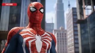 Spider Man PS4 Gameplay Trailer (June 2018)