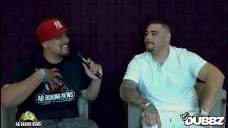 "Andy Ruiz Message to Eddie Hearn "" I call the shots now ; working on body to be Mexico's AJ"""