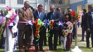 Breaking News: Ethiopian president Dr  Mulatu Teshome Officially Inaugurated  Raya University