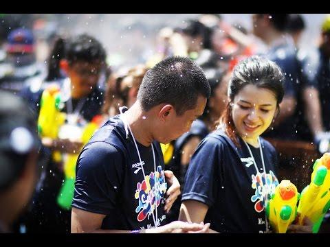 SongkRUN Water Run & Music Festival Malaysia 2016