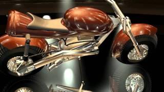 3D Bike Modal