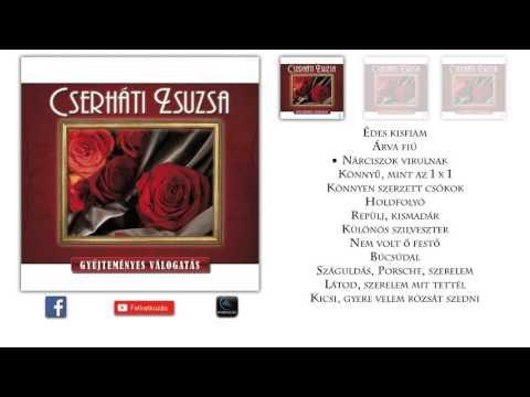 Cserháti Zsuzsa - Gyűjteményes Válogatás (teljes Album)
