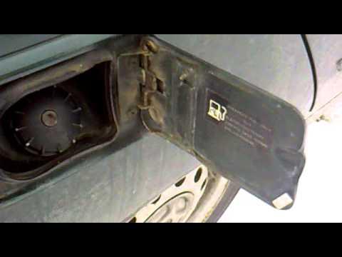 Доработка крышки бензобака ВАЗ 2110