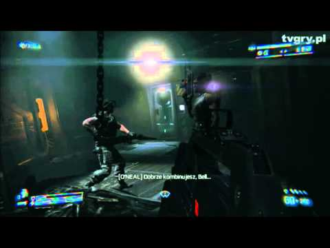 Aliens  Colonial Marines Recenzja Review PL PS3 PC X  BOX  360