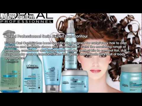 L Oreal Professionnel Serie Expert Curl Contour Youtube