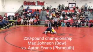 NHIAA Division III wrestling championships