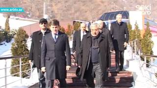 Qerbi Azerbaycan vilayetinin valisi Qebelede