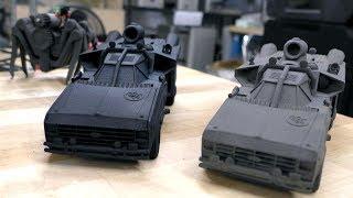 Formlabs Fuse 1 SLS 3D Printer Demo!