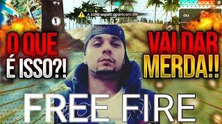 SOLO RANQUEADA SERÁ QUE DEU RUIM ?? - HARD ATACK - MIRA PADRÃO/FREE FIRE