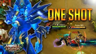 Alpha After Buff is ASSASSIN NOW! Mobile Legends Alpha Ranked Gameplay