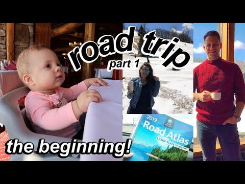 The Journey Begins! | Braun Family Road Trip