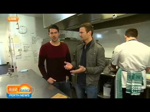 Eamon Sullivan's May Street Larder Part 2   Today Perth News