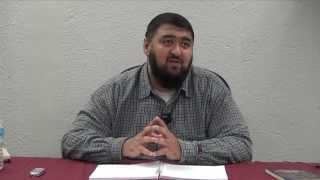 Fiqh of Salah Part 4: Pillars of the Prayer by Sh Navaid Aziz