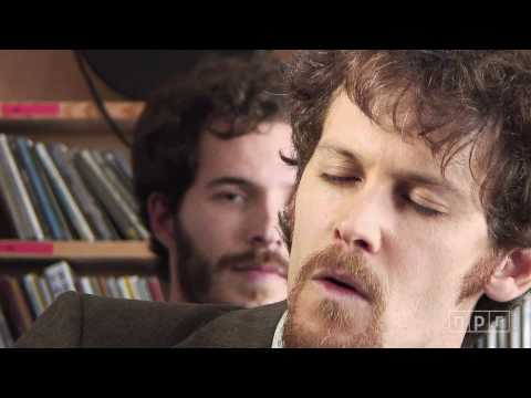 NPR Music Tiny Desk Concert: David Wax Museum