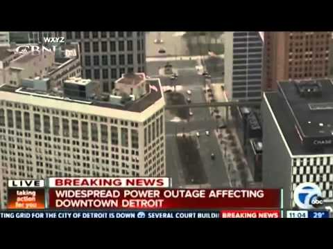 Aging Infrastructure Eyed in Detroit Power Outage