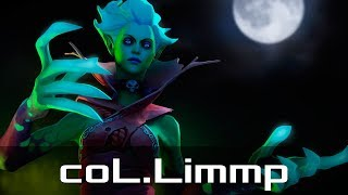 coL.Limmp — Death Prophet, Mid Lane (Sep 15, 2018) | Dota 2 patch 7.19 gameplay