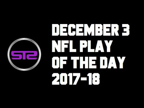 Week 13 - December 3, 2017 - NFL Pick of The Day - Today NFL Picks ATS Tonight - 12/3/17