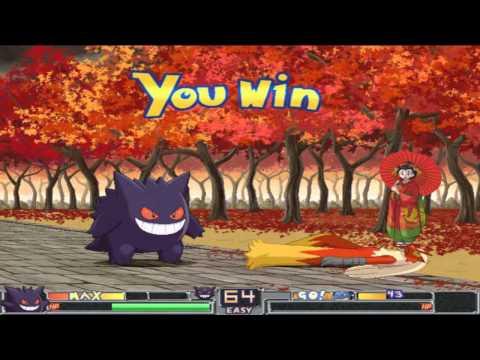 Pokémon: Type Wild, un juego de Pokémon estilo Street Fighter