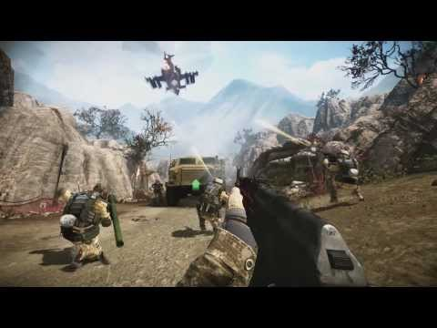 Warface (Free MMOFPS): Gameplay trailer