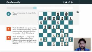 Hikaru Nakamura Finds Out His Chess Personality