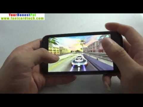 HDC Galaxy S3 i9300 EXTREME B92M Plus Dual core 1G RAM Game Review