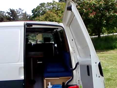 VW T4 Eurovan Camper conversion