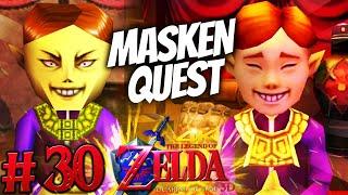 Die große Maskenquest! 🏹 Zelda: Ocarina of Time 3D 4K #30