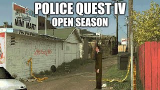 Police Quest IV playthrough