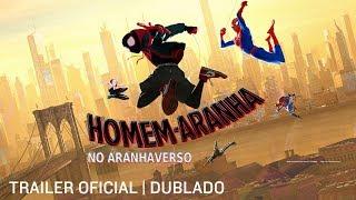 HOMEM-ARANHA NO ARANHAVERSO | Trailer #2 | DUB | 10 de janeiro nos cinemas