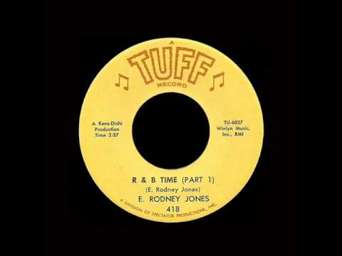E. Rodney Jones - R&B Time (Part 1)