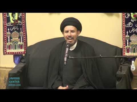 Shadadat-e-Imam Ali (as) Majlis- 21st Ramadan - Maulana Syed Hussain Ali Nawab