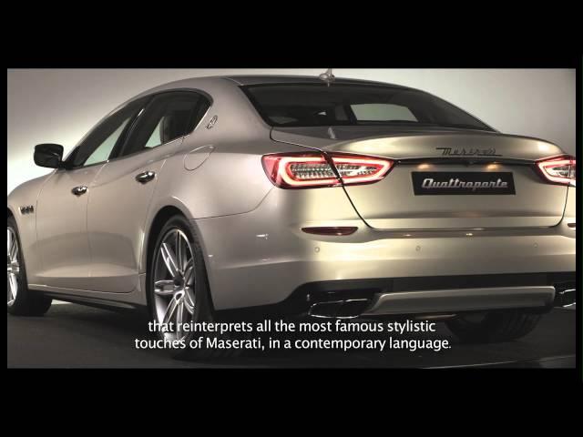 Maserati Quattroporte: Italian Design at its Best