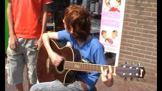 Count On Me - cover - Neil van der Hulst & Roel koninginnedag 2011