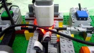 LEGO Turing Machine - Read Binary Number