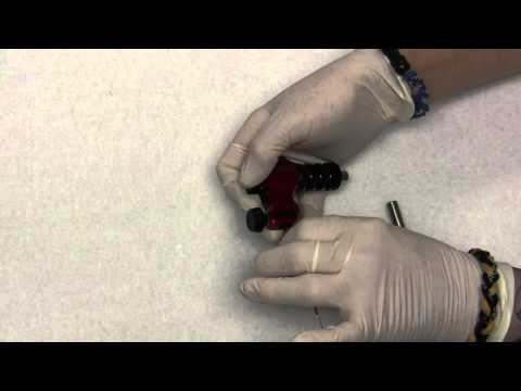 Stigma Beast Tattoo Machine Demonstration Video
