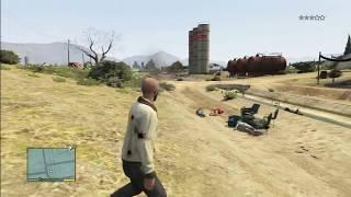 GTA 5 Funny/Brutal Kill Compilation Vol.27 (Pistol DLC/Michael and Trevor Massacre)