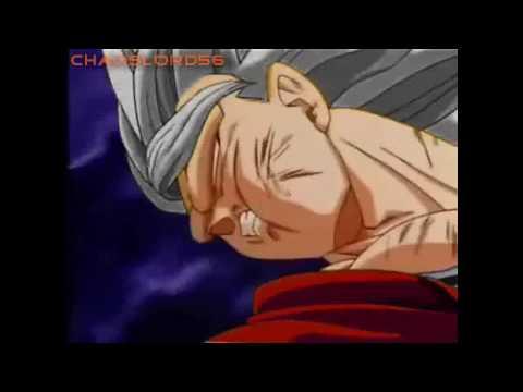 Dragonball Af Clip - Shadow Goku Ssj5 video