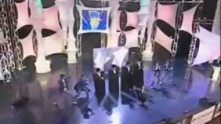 Chechen kid dancing kvn.avi