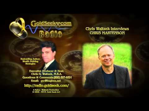 GSR interviews CHRIS MARTENSON - Jan 22, 2014
