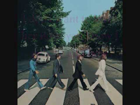 The Beatles - SOMETHING ** THE BEATLES (lyrics)