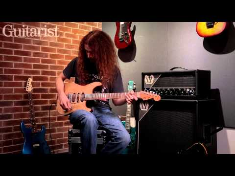 Guthrie Govan Talks And Plays Through His 2013 Pedalboard video