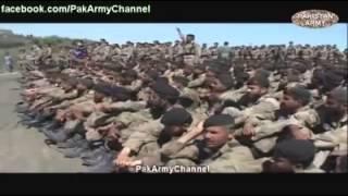Operation Zarb-e-Azb Pakistan Army Song