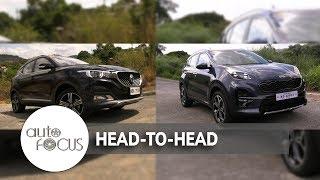 2019 Kia Sportage VS. 2019 MG ZS | Head-to-Head